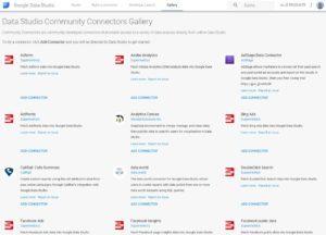 Community Connectors Galerie